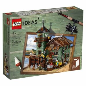 Aangekondigd; Lego Ideas 21310 Old Fishing Store box